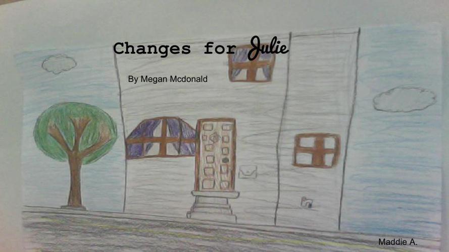 Maddie A. Flipbook- Changes for Julie