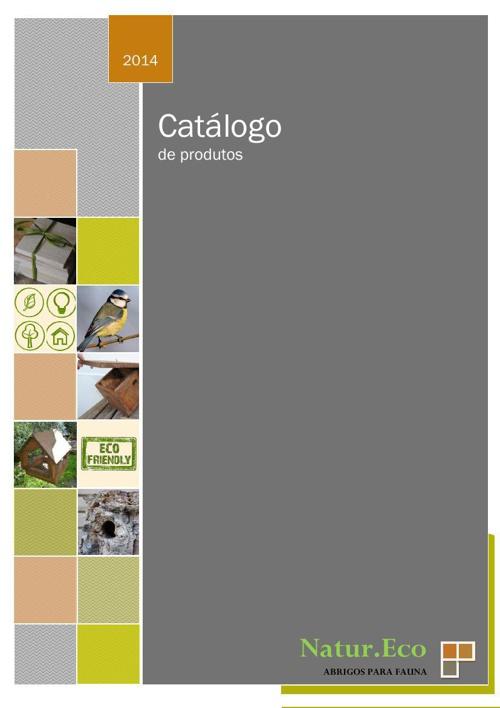NaturEco - CATÁLOGO de 2015
