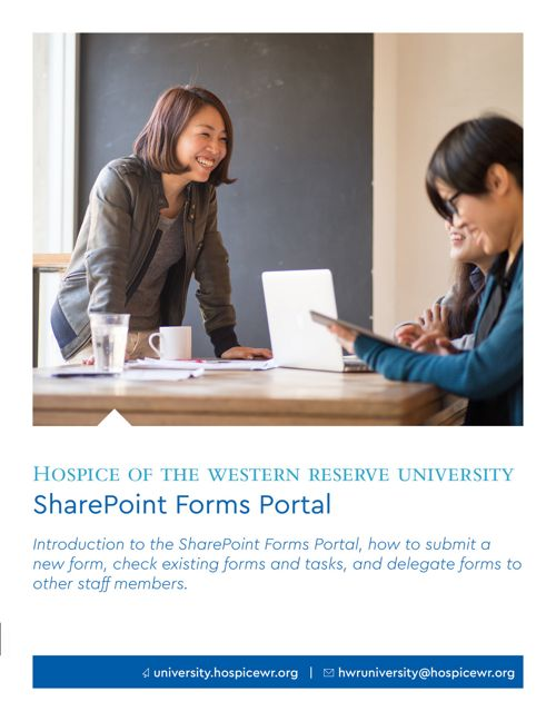 SharePoint Forms Portal