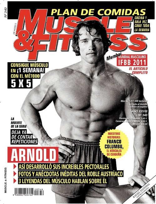 Muscle & Fitness 340