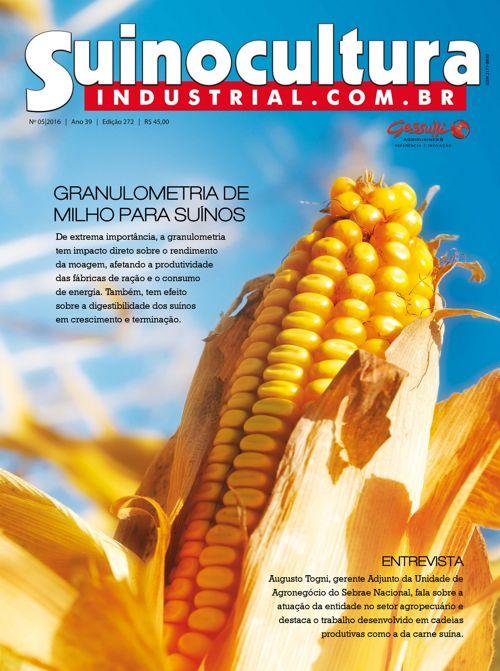 Revista Suinocultura Industrial 272