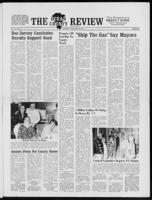 Review February 1974