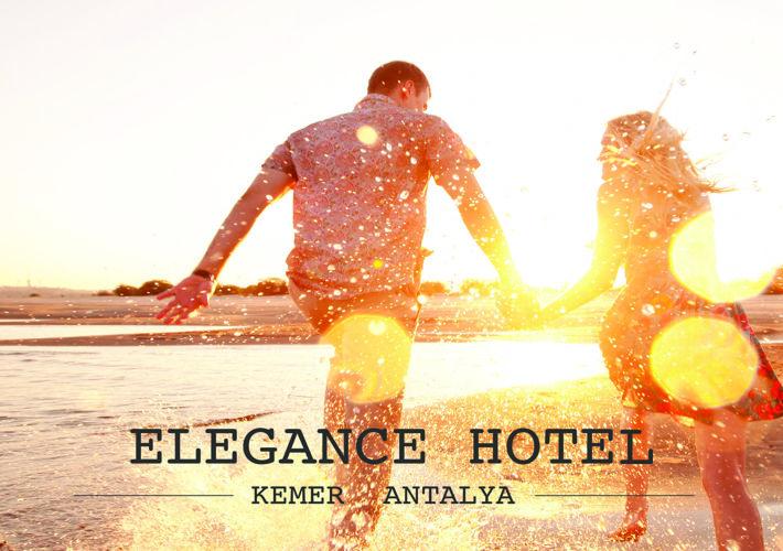 ELEGANCE HOTEL  Kemer / Antalya