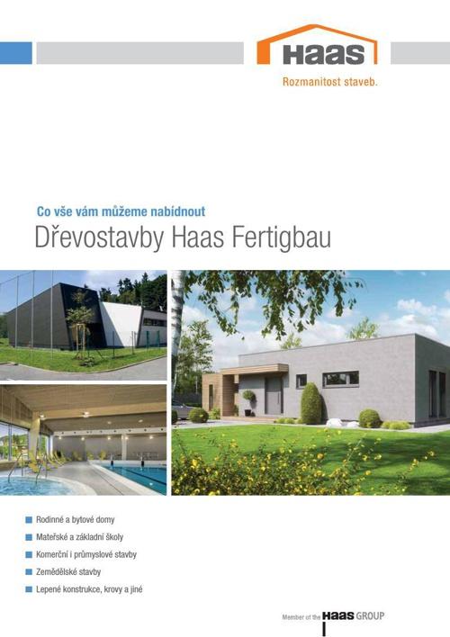 Katalog Haas Fertigbau