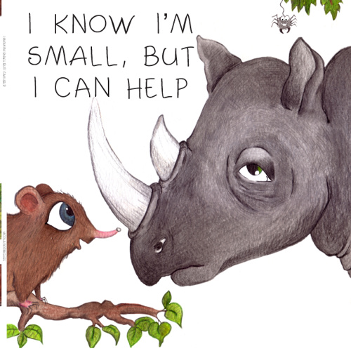 I know I am small but I can help!
