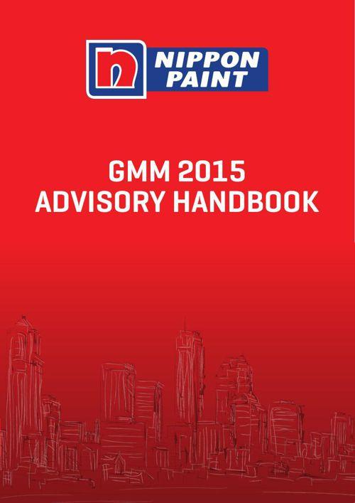 GMM2015_Advisory Handbook