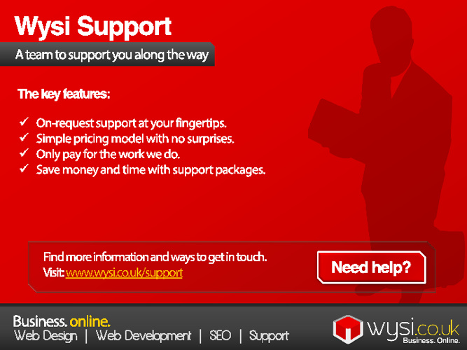 Wysi Support