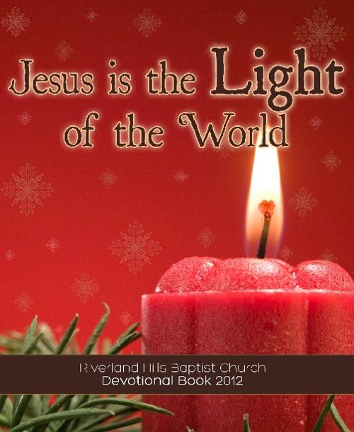 RHBC 2012 Devotional Book