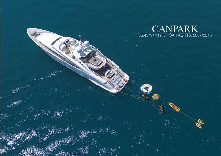 Canpark ISA 120