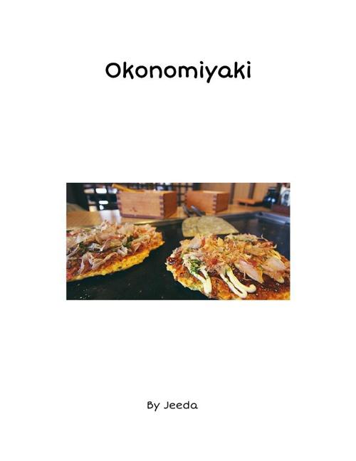 Okonomiyaki  -  Jeeda 5-1
