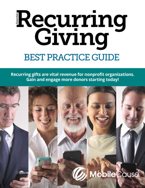 The Essential Recurring Giving Best Practice Guide