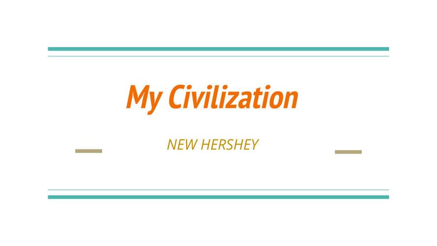 My Civilization by Brandon