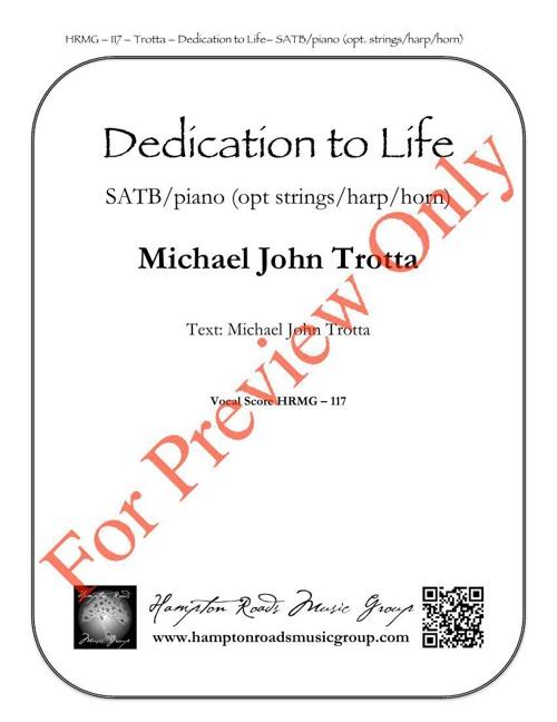 Dedication to Life PianoVocal 2014 Final