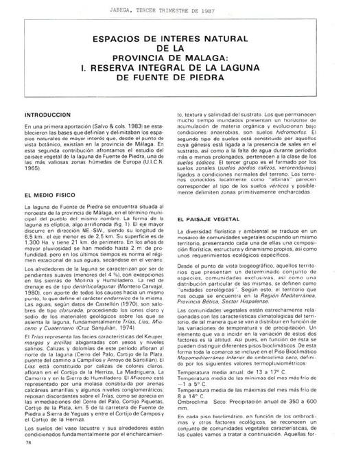 1987 - ESP INT 1 Fuentepiedra - Jabega
