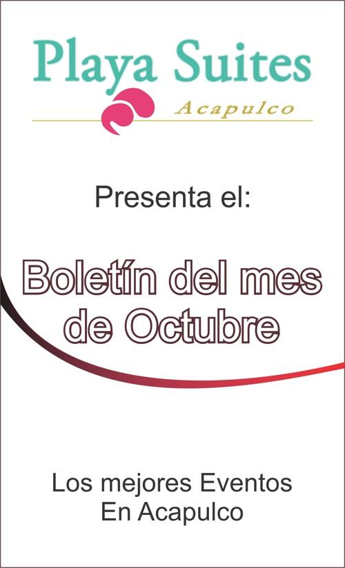 Boletín del mes de Octubre 2013