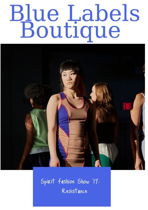 Blue Labels Boutique styles students of Carnegie-Mellon Universi