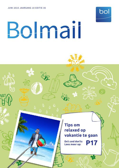 Bolmail, Juli 2015 editie 36