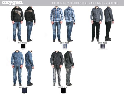 MEN COTON OUATE-HOODIES-CHEMISES- SHIRTS-01