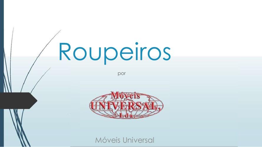Catalogo Roupeiros