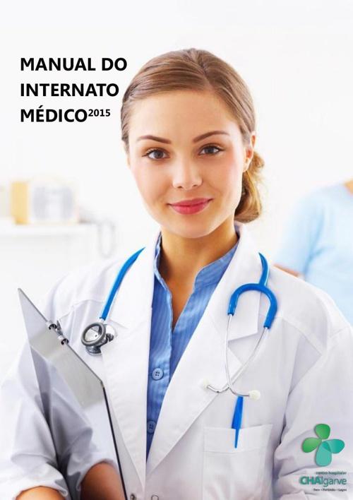 CHAlgarve_Manual Internato Médico 2015