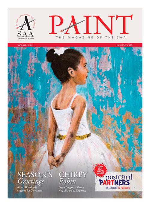 Paint Magazine November 2016