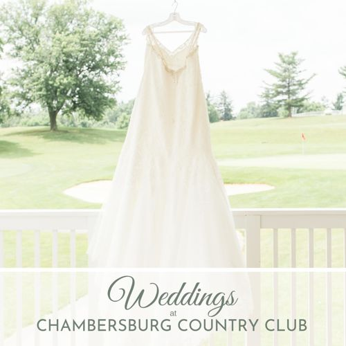 Weddings at Chambersburg Country Club