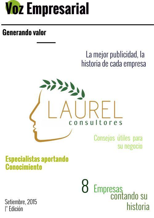 Voz Empresarial I° Edición, Setiembre,2015