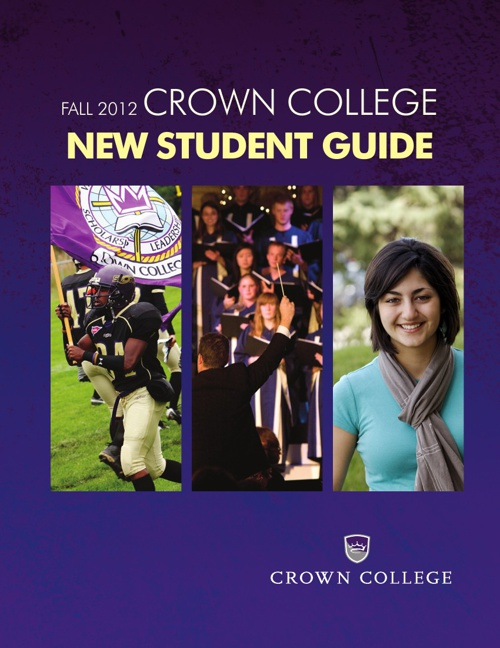 Crown College New Student Guide