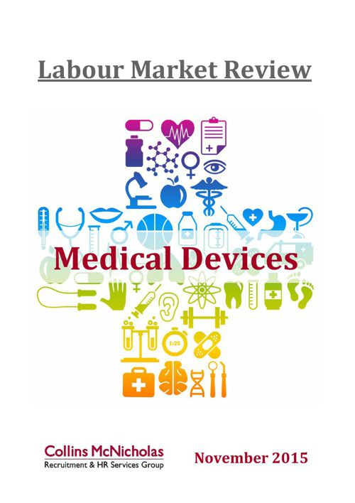 The Medical Devices Industry in Ireland 2015
