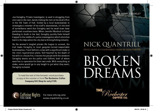 Broken Dreams - Free Chapter booklet