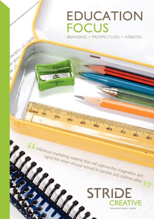 Stride Creative - Education Focus