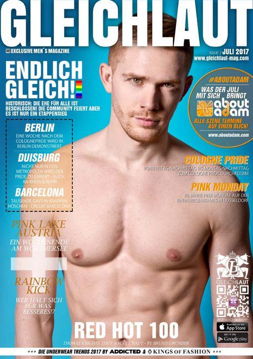 Gleichlaut Issue Juli 2017