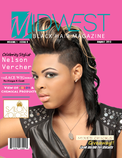 August 2012 - Midwest Black Hair Magazine