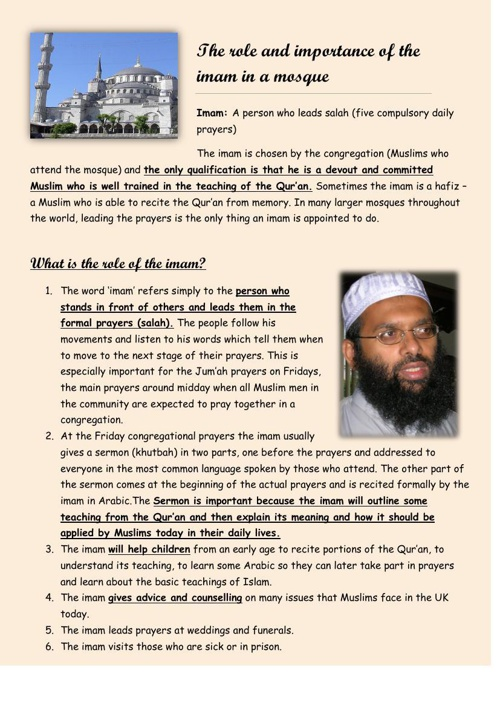 the-role-of-the-imam