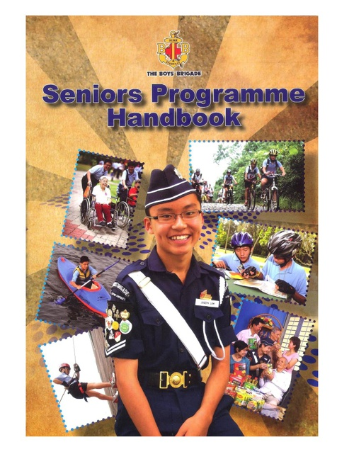 BB Seniors' Program Handbook
