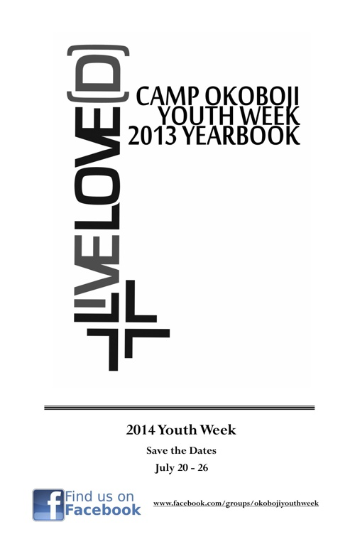 2013 Youth Week
