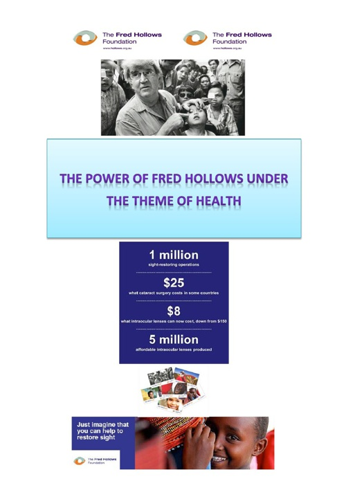 Fred Hollows