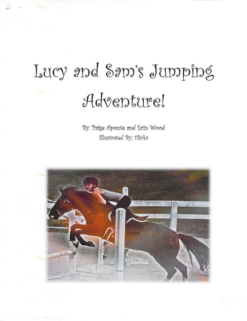 Lucy and Sam's Jumping Adventure