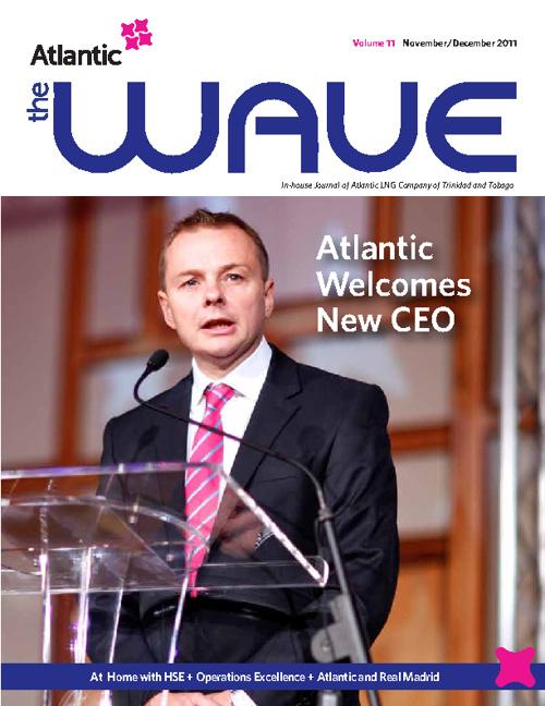 The Wave November - December 2011