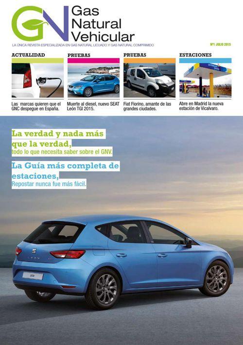 Revista Gas Vehicular