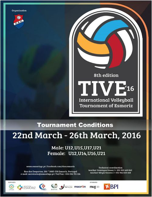 EN - Tournament Conditions TIVE2016 v2