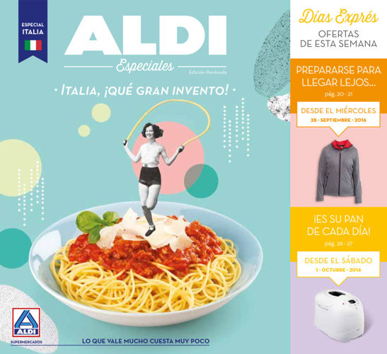 Italia, ¡Qué gran invento! - Peninsula