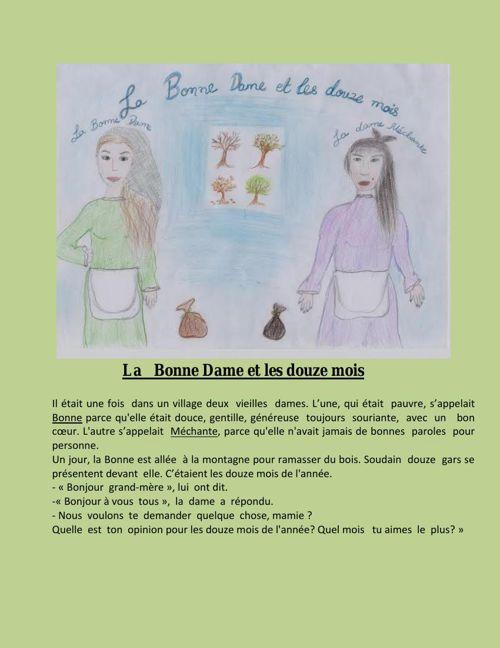 LA  BONNE  DAME
