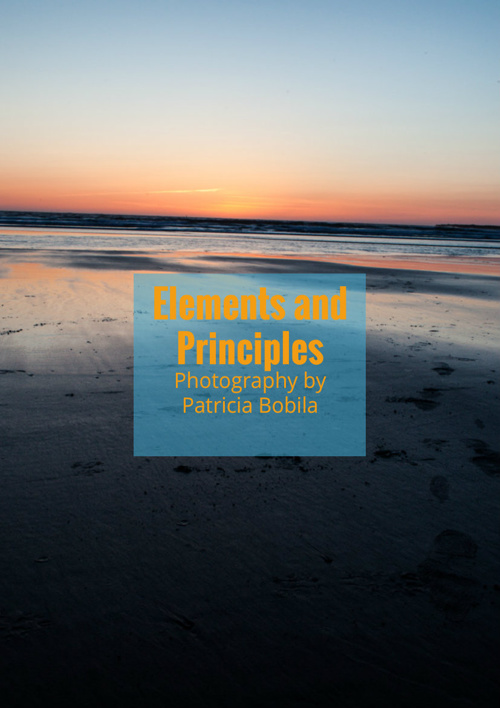 Elements and Principles Example
