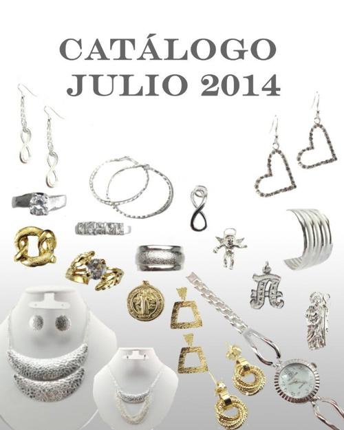 CATÁLOGO-JULIO 2014-MENUDEO