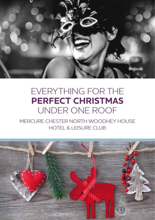 Mercure Chester North Christmas 2014 brochure (1)