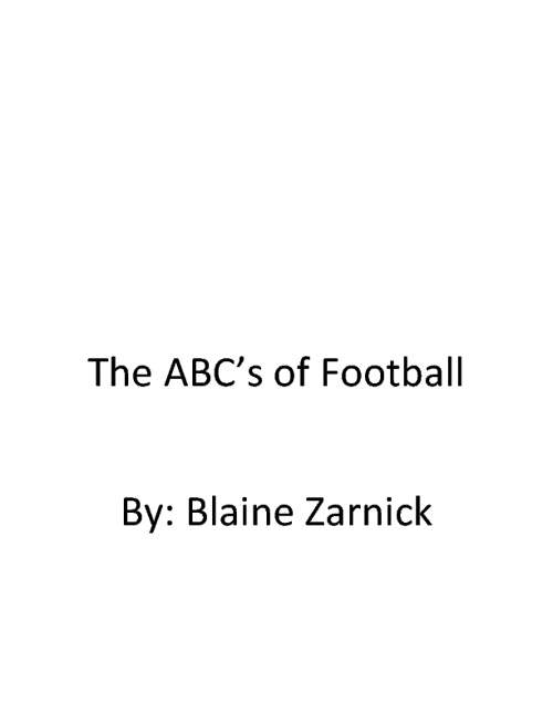 abc of football