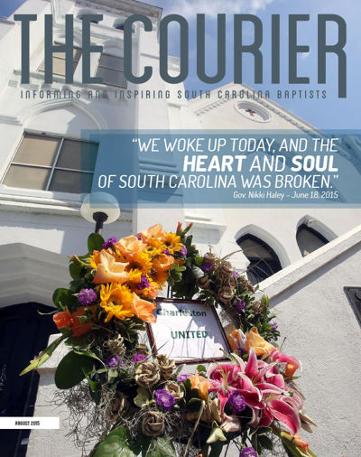 Baptist Courier August Magazine fb