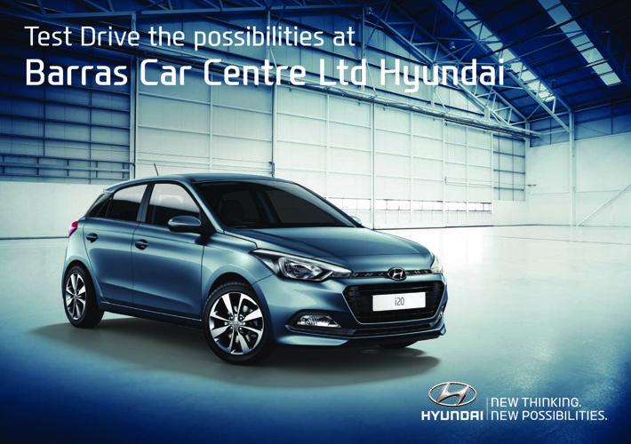 Hyundai Barras P4