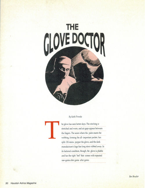 The Glove Doctor